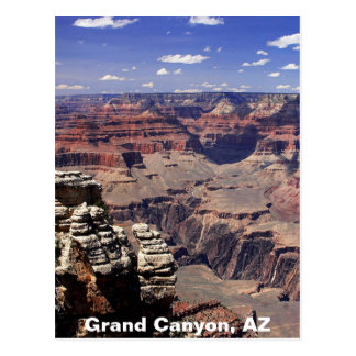 Grand Canyon, Arizona Postcard