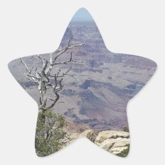 Grand Canyon Arizona Star Sticker