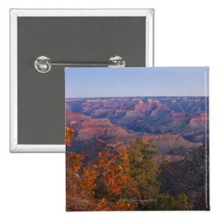 Grand Canyon at sunrise, Arizona 15 Cm Square Badge