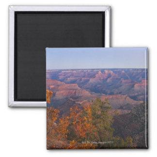 Grand Canyon at sunrise, Arizona Square Magnet