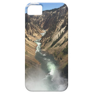 Grand Canyon at Yellowstone Park iPhone 5 Cases