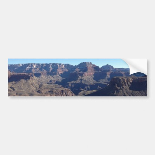 Grand Canyon Bumper Stickers