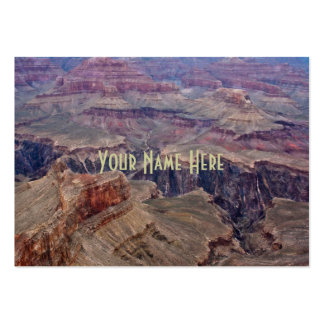 Grand Canyon Business Card Template