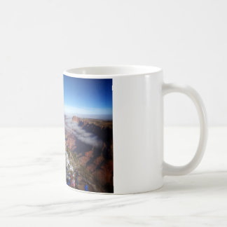Grand Canyon Cloud Dream Coffee Mug