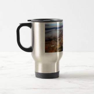 Grand Canyon Cloud Inversion Travel Mug