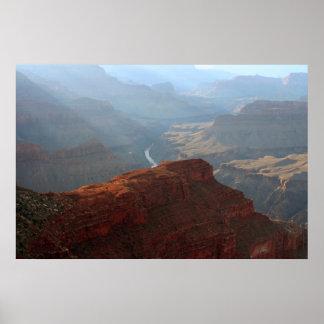 Grand Canyon / Colorado River Poster