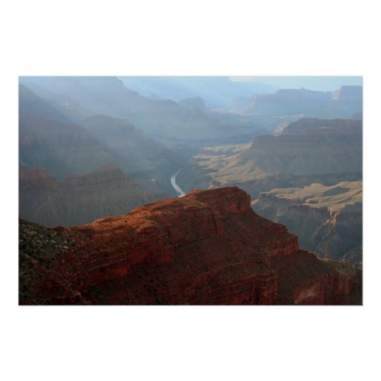 Grand Canyon / Colorado River Poster