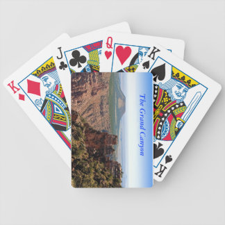Grand Canyon Desert View 2 Playing Cards