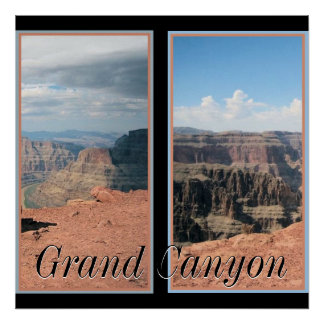 Grand Canyon Duo Poster