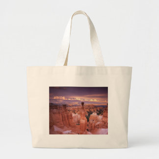 Grand Canyon during Golden Hour Large Tote Bag
