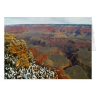 Grand Canyon from South Rim Greeting Card