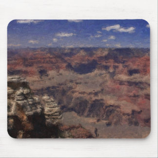 Grand Canyon from South Rim in Arizona Mouse Pad