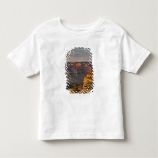 Grand Canyon from the south rim at sunset, 2 Toddler T-Shirt