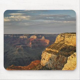 Grand Canyon from the south rim at sunset, 3 Mousepad