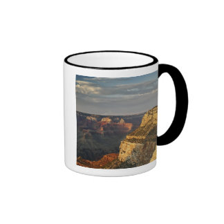 Grand Canyon from the south rim at sunset, 3 Coffee Mugs