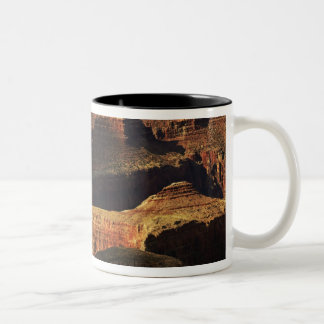 Grand Canyon from the south rim at sunset, 4 Coffee Mug