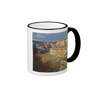Grand Canyon from the south rim at sunset, 5 Mugs