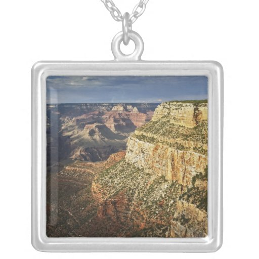 Grand Canyon from the south rim at sunset, 5 Custom Jewelry