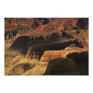 Grand Canyon from the south rim at sunset, 5 Art Photo