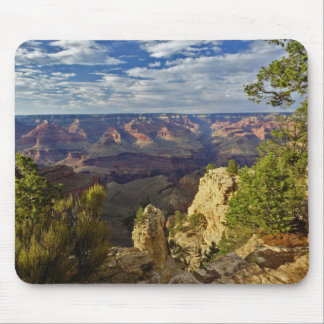 Grand Canyon from the south rim at sunset, 6 Mouse Pad