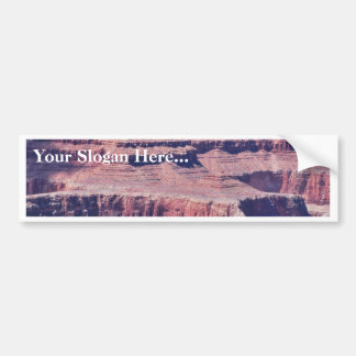 Grand Canyon Hikers Bumper Sticker