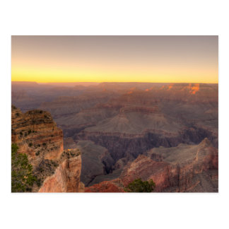 Grand Canyon Hopi Point Postcard