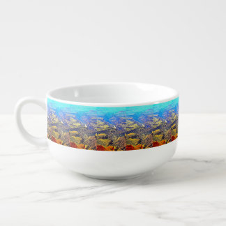 Grand Canyon in Pastel Soup Mug