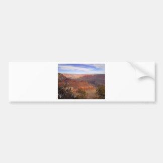 Grand Canyon in Winter Bumper Sticker