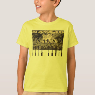 Grand Canyon Kid's T-Shirt - Yellow