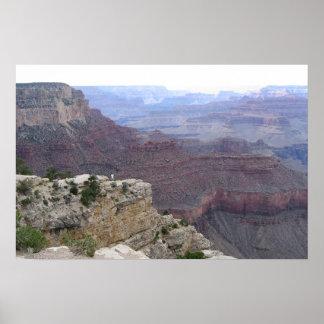 Grand Canyon Landscape Poster