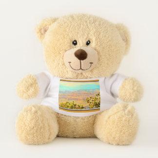 Grand Canyon Landscape Teddy Bear