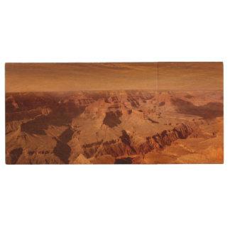 Grand Canyon Wood USB 2.0 Flash Drive