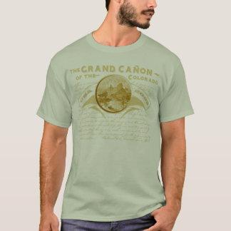 Grand Canyon Men's T-Shirt - Green