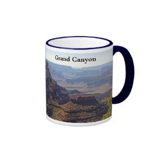 Grand Canyon Ringer Mug
