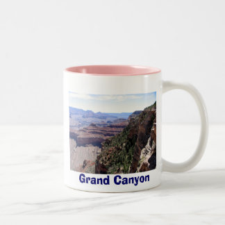 Grand Canyon Two-Tone Coffee Mug