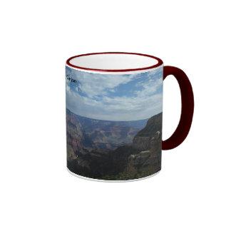 Grand Canyon Ringer Coffee Mug
