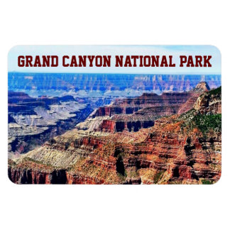 Grand Canyon National Park Arizona Travel Magnet