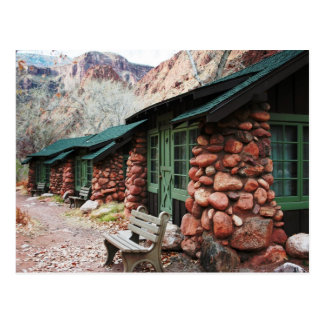 Grand Canyon National Park - Phantom Ranch Postcard