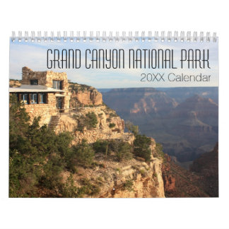 Grand Canyon National Park Photography Wall Calendars