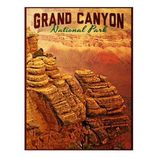 Grand Canyon National Park Postcard