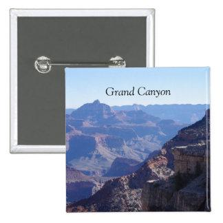 Grand Canyon National Park, South Rim 15 Cm Square Badge
