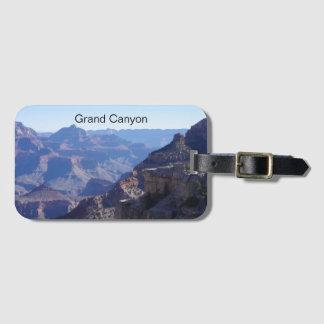 Grand Canyon National Park, South Rim Luggage Tag