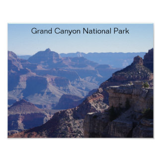 Grand Canyon National Park, South Rim Poster