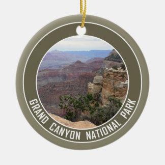 Grand Canyon National Park Souvenir Ceramic Ornament