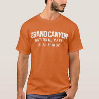 Grand Canyon National Park Tshirt (dark)