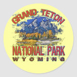 Grand Canyon National Park, Wyoming Stickers