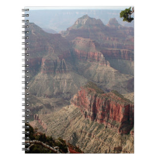 Grand Canyon North Rim, Arizona, USA 6 Spiral Notebook