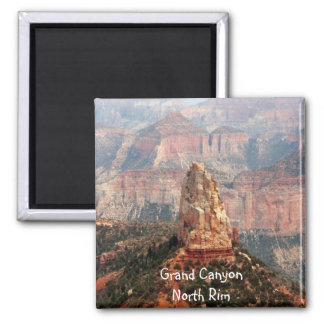 Grand Canyon North Rim Magnet