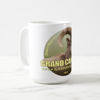 Grand Canyon NP (bighorn) WT Coffee Mug