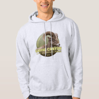 Grand Canyon NP (bighorn) WT Hoodie